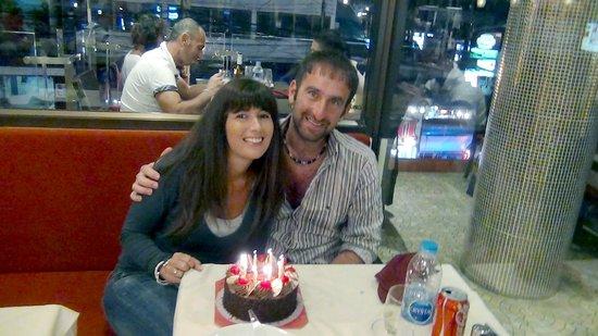 Roma Ristorante & Pizzeria Da Mauro: buon compleanno