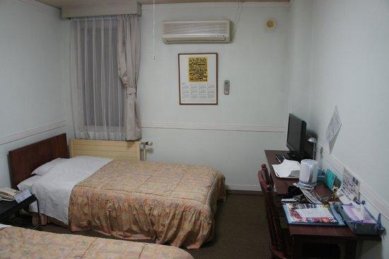Hokkaido Christian Center : ベッド