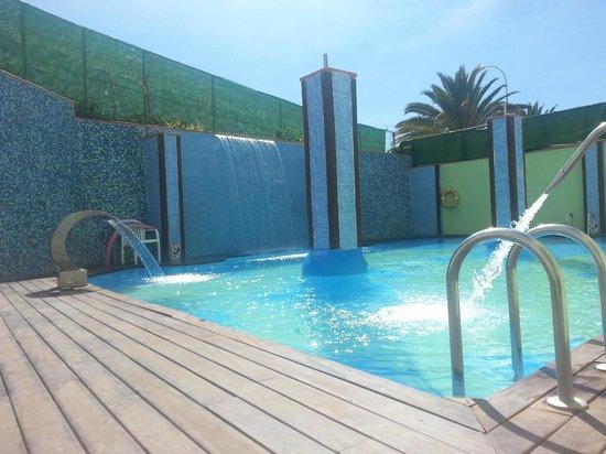 Checkin Bungalows Atlantida: Heated swimming pool, one of three pools