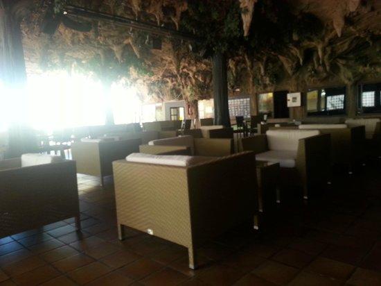 Checkin Bungalows Atlantida: Entertainment area