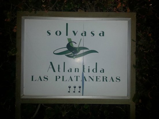 Checkin Bungalows Atlantida: Solvase, Atlanida Las Platanfras