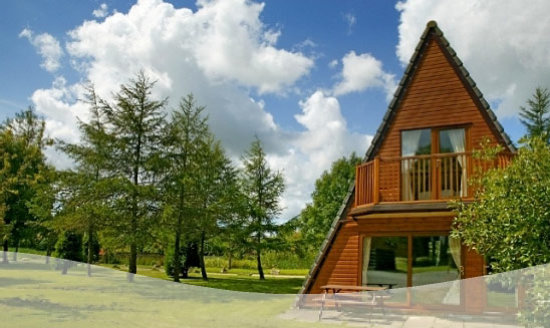 Lakeview Country Club: One of our Woodland lodges