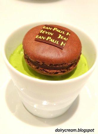 Jean-Paul Hévin Chocolatier : desserts