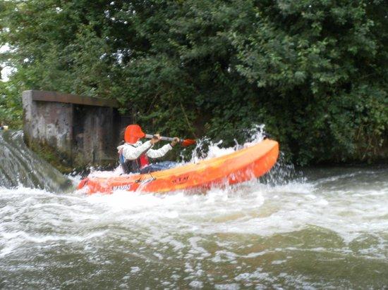 Les Castors Rislois Canoê-Kayak