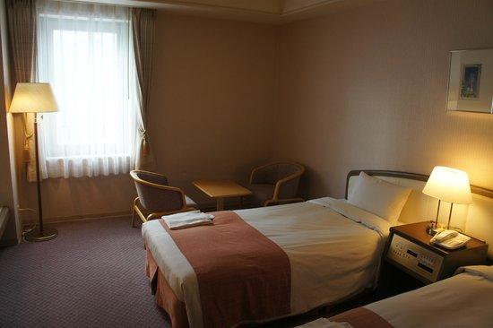 Hotel Livemax Sapporo: ベッドルーム