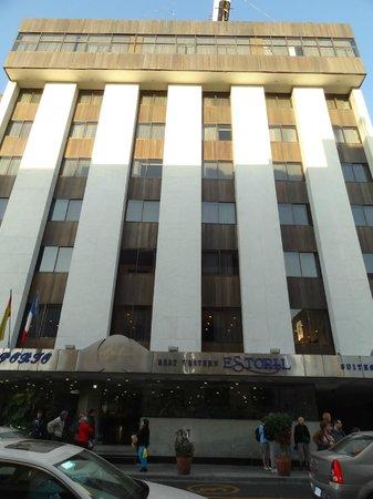 BEST WESTERN Estoril: Façade de l'hôtel
