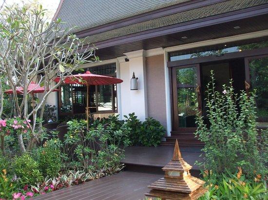 Sireeampan Boutique Resort & Spa: Restaurant