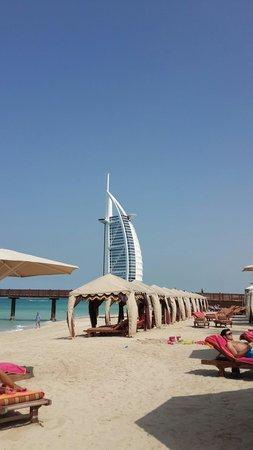 Jumeirah Al Qasr at Madinat Jumeirah: Beach area - Al Qasr