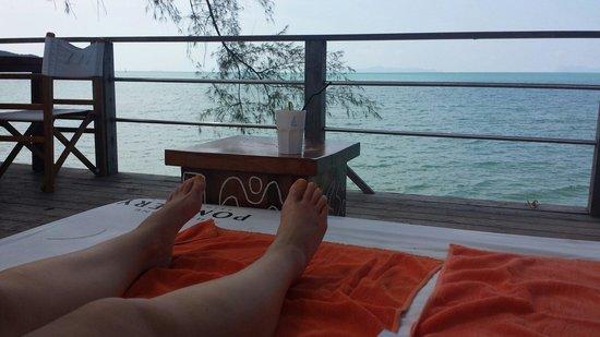 Nikki Beach Koh Samui: chilaxing