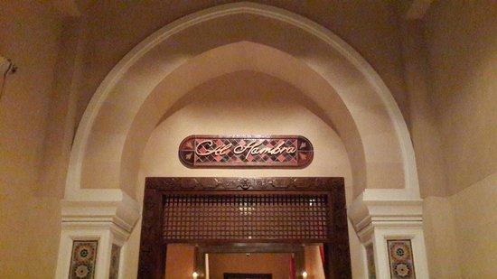 Al Hambra: Entrance