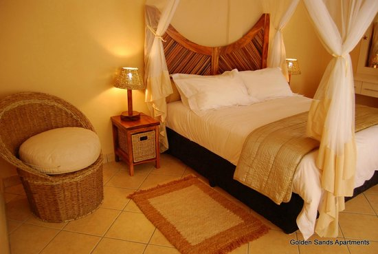 Golden Sands Apartments by Sol Resorts: Bedroom, Golden Sands Apartments, Sol Resorts, Vilanculos