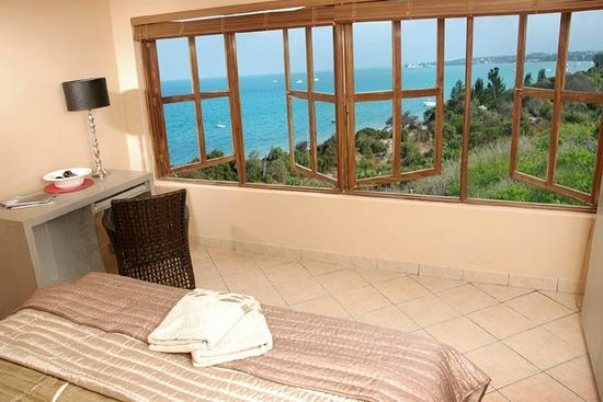 Golden Sands Apartments by Sol Resorts: Bedroom with a view, Golden Sands Apartments, Sol Resorts, Vilanculos