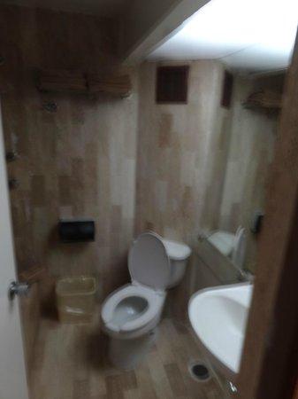Mision Oaxaca: Chambre 516 - Cabinet de toilette