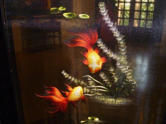 XQ Vietnam : золотая рыбка