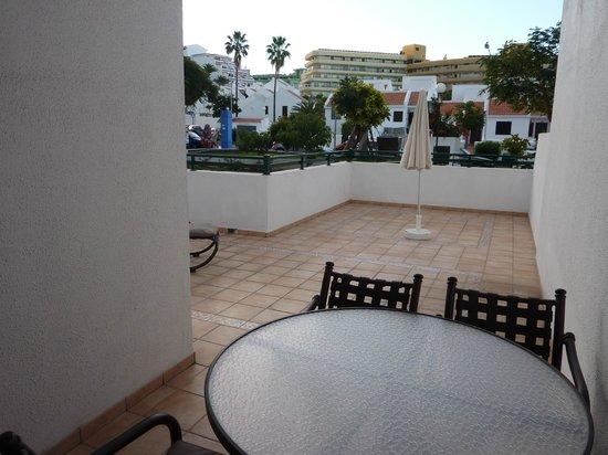 Sunset Bay Club : Sun terrace