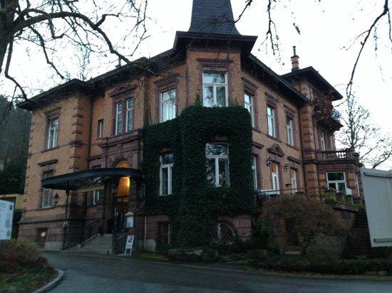 Villa Junghans : Ingresso