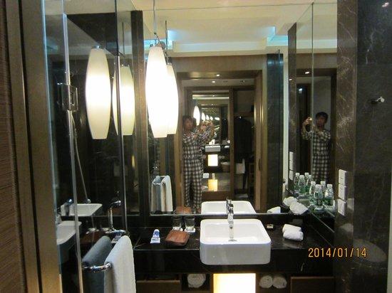 Haiyatt Hotel: 浴室