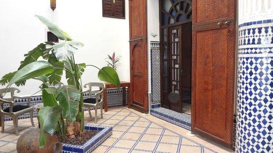 Algila Fes: une petite salle