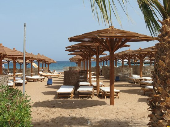 Tia Heights Makadi Bay: Beach area