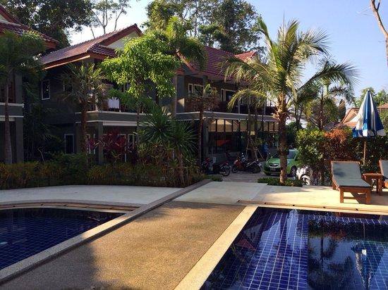 Khaolak Yama Resort: The reception and restaurant.