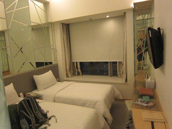 Dorsett Mongkok Hong Kong : 部屋