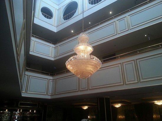 BEST WESTERN Antea Palace Hotel & Spa: Lubby