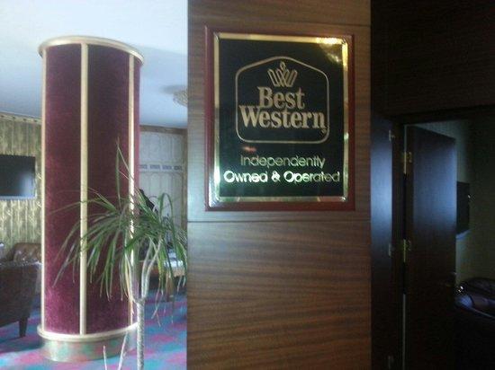 BEST WESTERN Antea Palace Hotel & Spa: Antea palace
