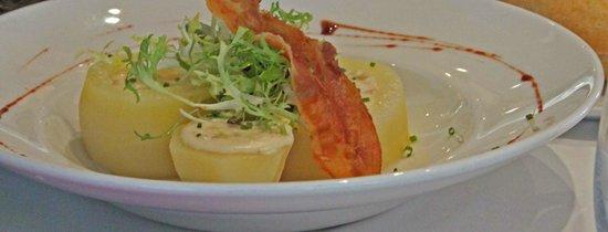 La Perla: Patatas rellenas.