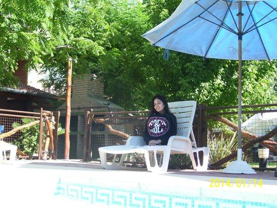 Oasis Del Valle: PILETA