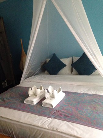 Tinkerbell Privacy Resort: Letto