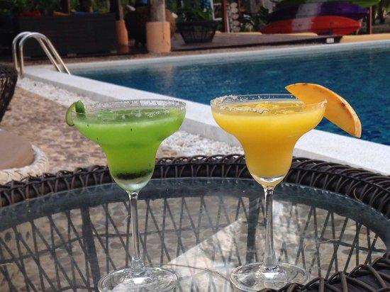 Tinkerbell Privacy Resort: Margaritas