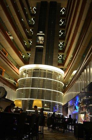 Mariana at Crowne Plaza Suzhou: Lobby Bar