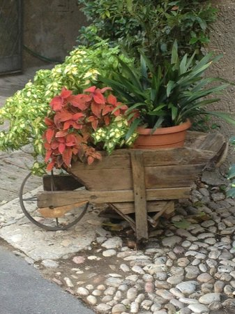 La Casa di Zia Evelina: giardino