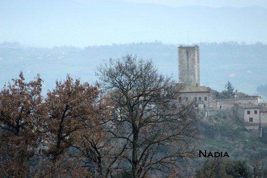 La Casa di Zia Evelina: Il castello San Vito di Narni