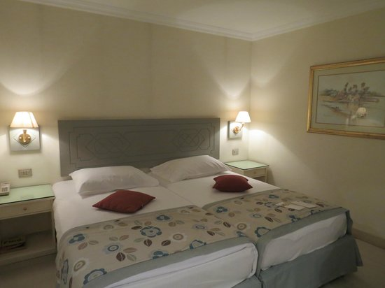 Cairo Pyramids Hotel : Standard room