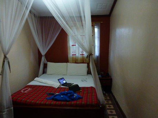 Kivu Resort: Beds...