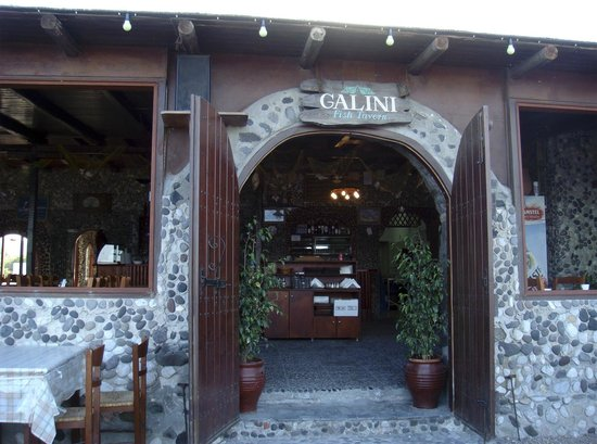 Galini Restaurant - Fish Tavern: Galini's