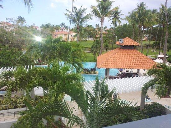 Wyndham Garden at Palmas del Mar : Vista desde la habitación #235