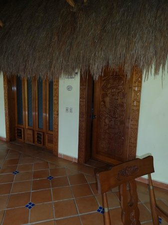 The Lodge at Uxmal: Chambre 4F