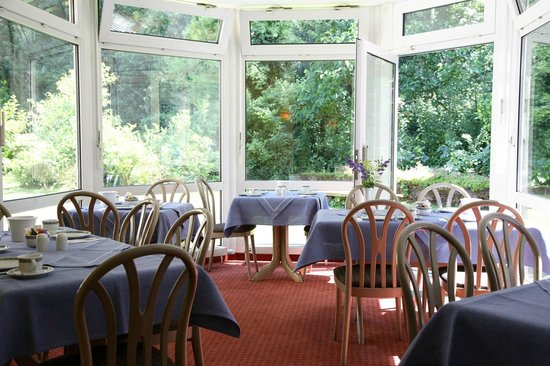 Hotel Haus Kronenthal: Frühstückszimmer