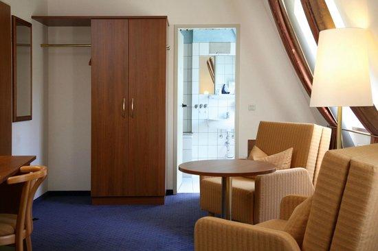 Hotel Haus Kronenthal: Doppelzimmer