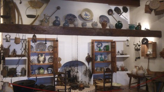 Museum of Arts And Traditions Of The Upper Guadalquivir: Cocina