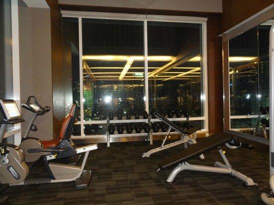 Eastin Grand Hotel Sathorn: the gym