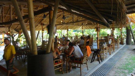 Baan Mai: le restaurant