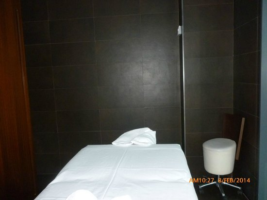 Anssora Spa & Health Club: Sala de masajes