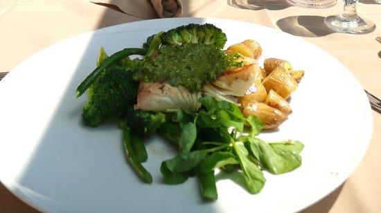 Black Point Grill at Sea Ranch Lodge : poisson très frais