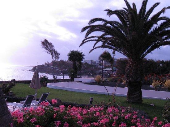 TUI SENSIMAR Natura Palace & SPA: view from garden