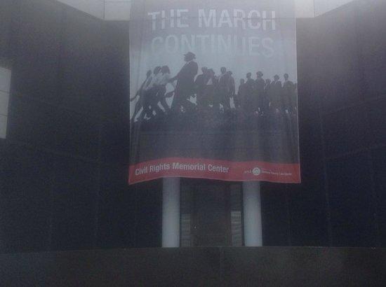 Civil Rights Memorial Center: Civil Right Memorial Center