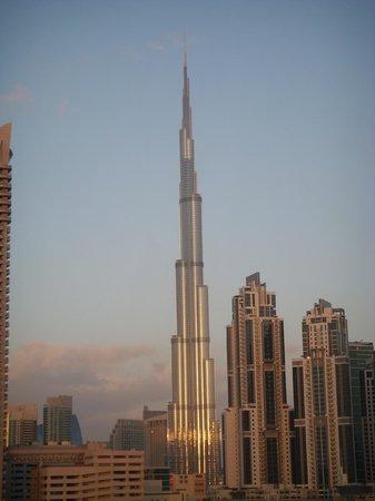 Grosvenor House Dubai : Burj Kalifa