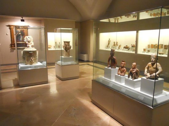 Museum of the Americas (Museo de America): The type of artefacts you probably expected to see